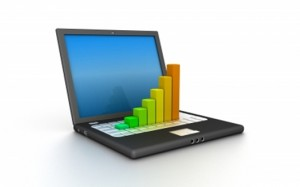 Business Graph And Laptop2 - Image Credit renjith krishnan at www.FreeDigitalPhotos.net