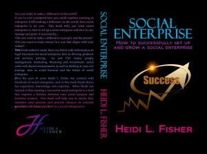 Social Enterprise Book Launch