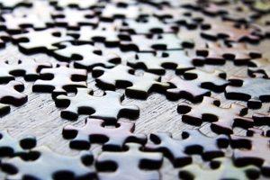 Jigsaw Scatter