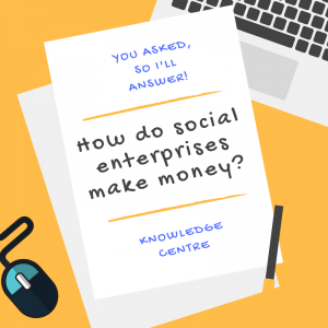 Image - How do social enterprises make money?