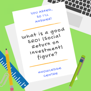 Image - What is a good Social Return on Investment figure?