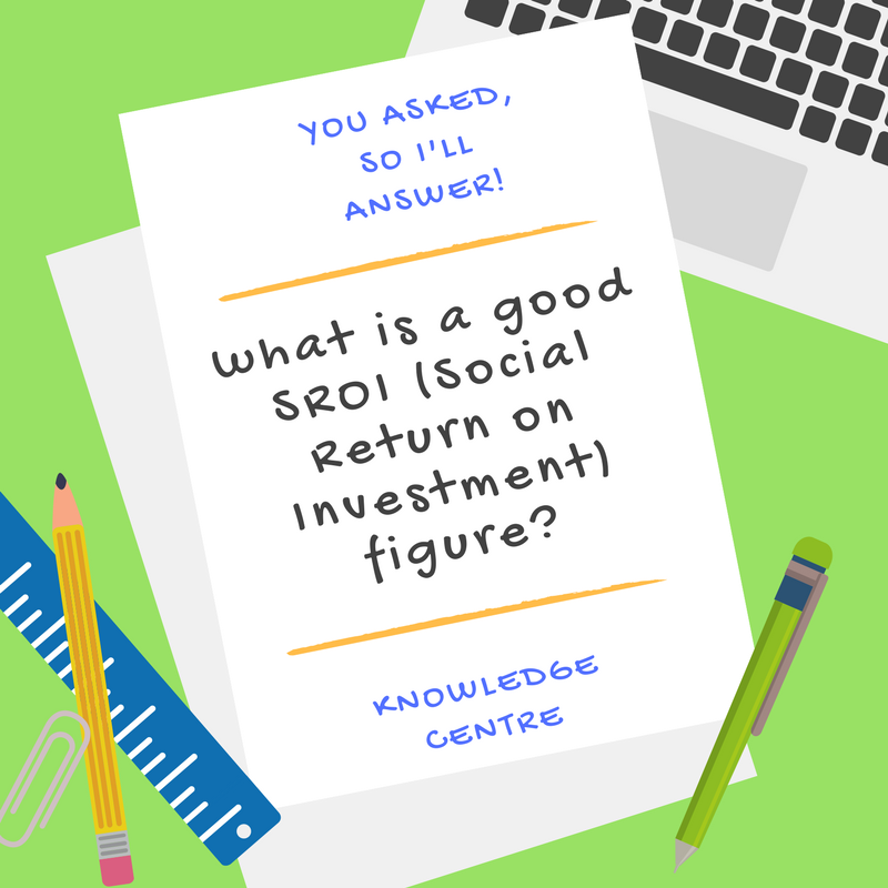 Image - What is a good sroi social return on investment figure?