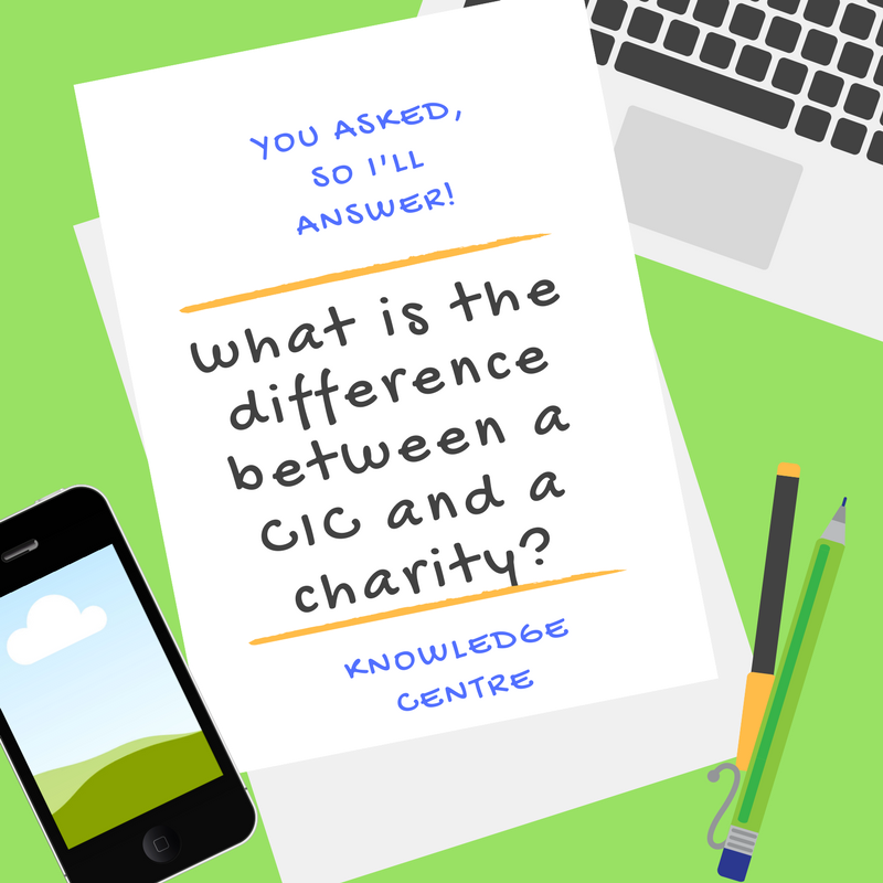 Image - What's the difference between a CIC and a charity?