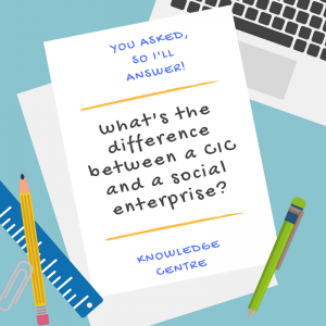 Image - What's the difference between a CIC and a social enterprise?