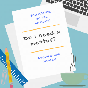 Image - Do I need a mentor?