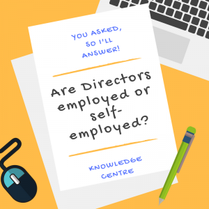 Image - Are Directors employed or self-employed?