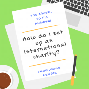 Image - How do I set up an international charity