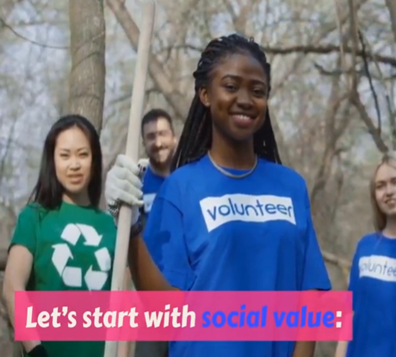 Video - What is the difference between social value and social impact