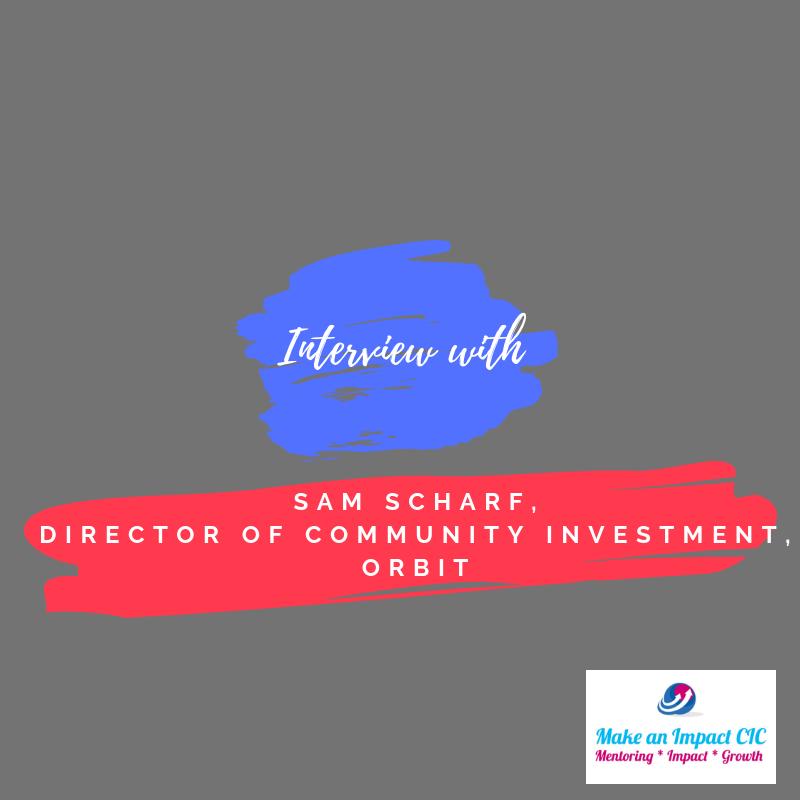 Video - Sam Scharf - interview