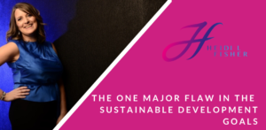 The one major flaw of the SDGs