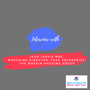 Podcast - Jean Jarvis MBE - interview