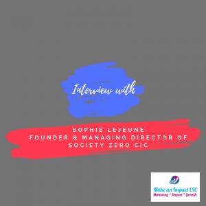 Podcast - Sophie Lejeune - interview