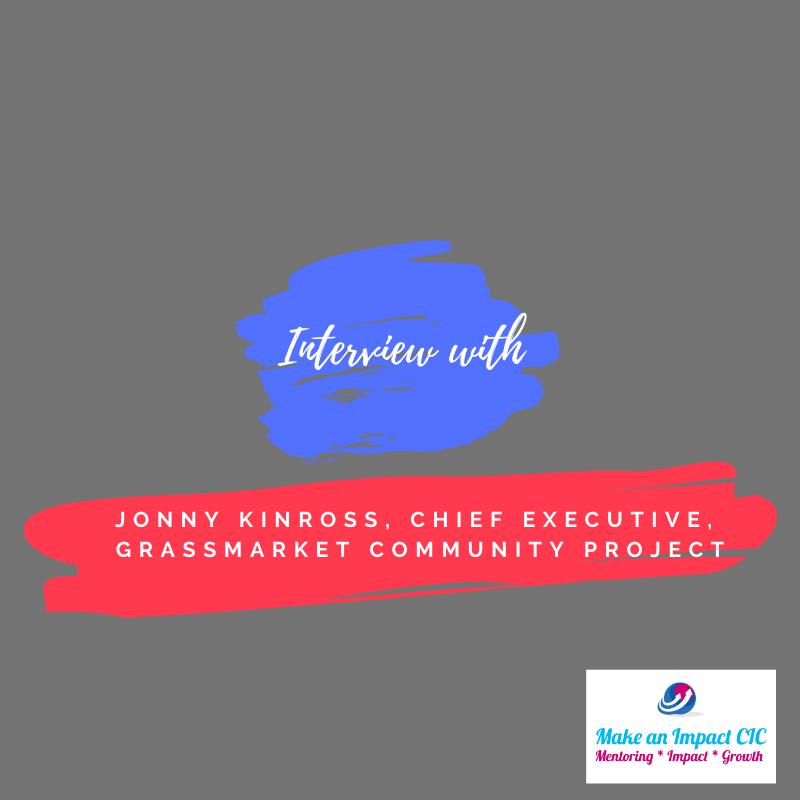 Podcast - Jonny Kinross - interview