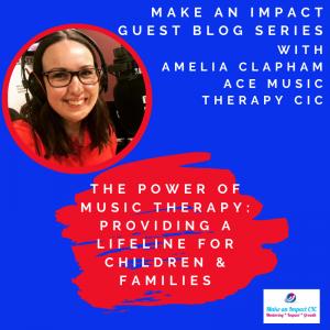 MAI Guest blog - Amelia Clapham