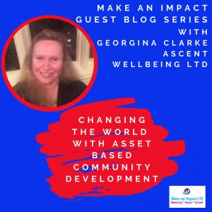 MAI Guest blog - Georgina Clarke