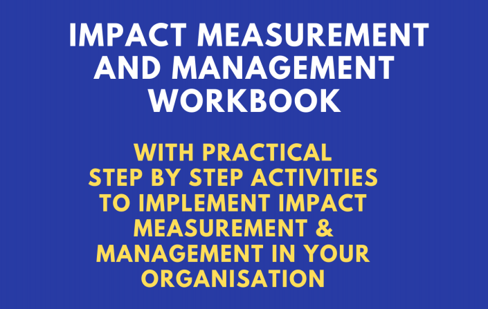 Impact Measurement Workbook