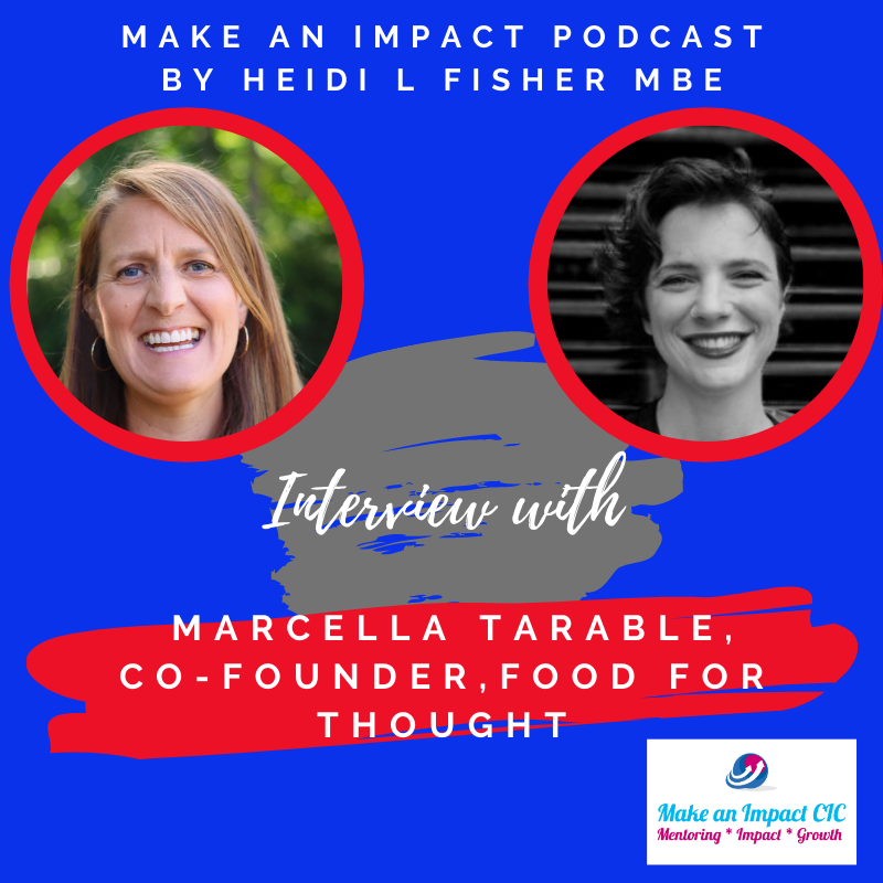 Interview podcast - Marcella Tarable