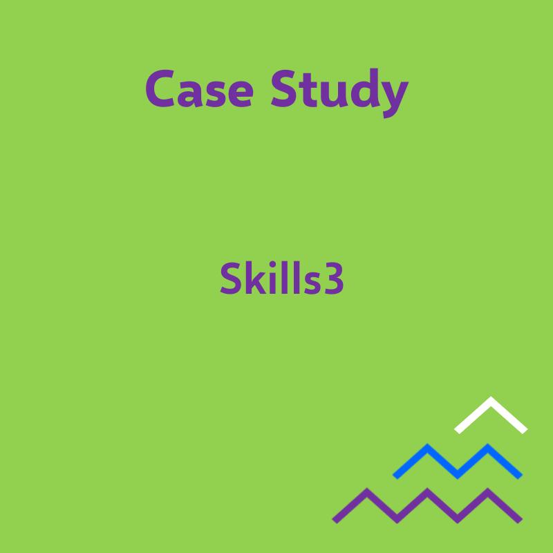 Case study - Skills3
