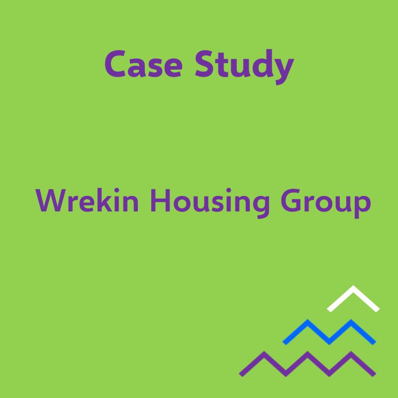 Case study - Wrekin Housing