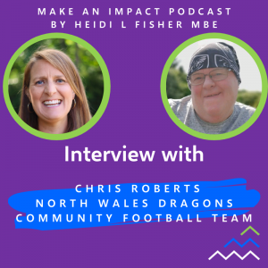 Interview podcast - Chris Roberts