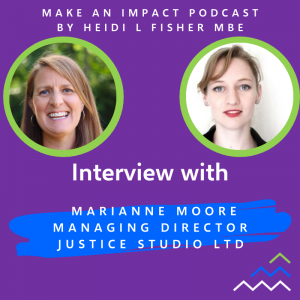 Interview podcast - Marianne Moore