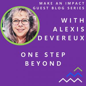 MAI Guest blog - Alexis Devereux