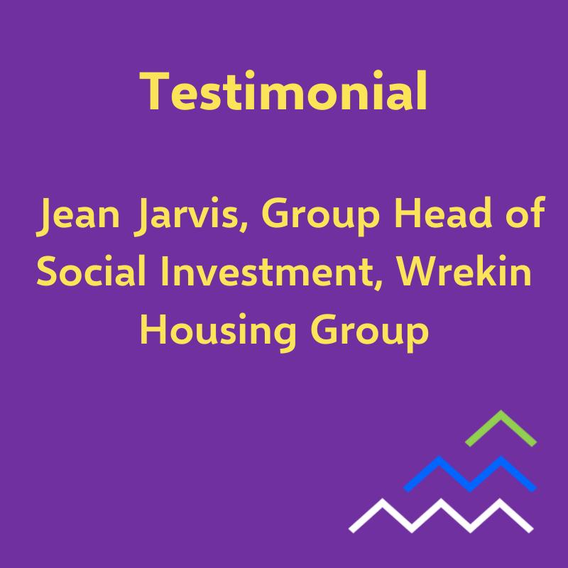Testimonial - Jean, Fuse Enterprise CIC